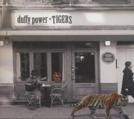 TIGERS CULT BRITISH BLUES STAR, 1ST RELEASE IN OVER 30 YEARS DUFFY POWER, CD
