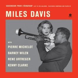 ASCENSEUR POUR.. -HQ- 180GR. MILES DAVIS, Vinyl LP