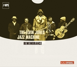 REMEMBRANCE JONES, ELVIN -JAZZ MACHIN, CD