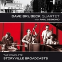 COMPLETE STORYVILLE.. .. BROADCASTS - PLUS 2 BONUS TRACKS