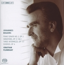 SOLO PIANO WORKS VOL.2 JONATHAN PLOWRIGHT