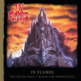 JESTER RACE -REISSUE- RE-ISSUE 2014 IN FLAMES, CD