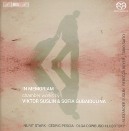 IN.. -SACD- .. MEMORIAM:CHAMBER WORKS NURIT STARK, CD