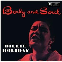 BODY & SOUL -HQ- PLUS 1 BONUS TRACK BILLIE HOLIDAY, LP