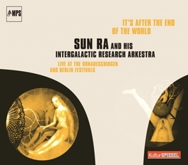 IT'S AFTER THE END OF THE SUN RA, CD