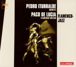 FLAMENCO JAZZ Pedro Iturralde, CD