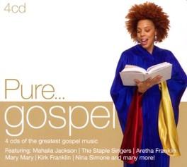 PURE... GOSPEL -DIGI- V/A, CD