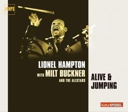 ALIVE & JUMPING LIONEL HAMPTON, CD