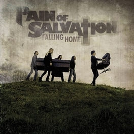 FALLING HOME *2014 ACOUSTIC ALBUM, REWORKED SONGS & COVERS* PAIN OF SALVATION, CD