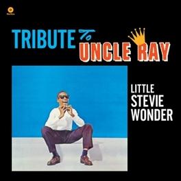 TRIBUTE TO UNCLE RAY -HQ- PLUS 2 BONUS TRACKS STEVIE WONDER, Vinyl LP