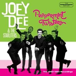 PEPPERMINT TWISTERS DEE, JOEY & THE STARLITER, CD