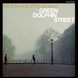 GREEN DOLPHIN STREET -HQ- PLUS 1 BONUS TRACK BILL/PHILLY JOE JO EVANS, Vinyl LP