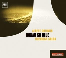 DONAU SO BLUE Gulda, Friedrich, CD