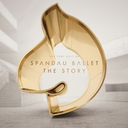 STORY - VERY BEST OF SPANDAU BALLET, CD