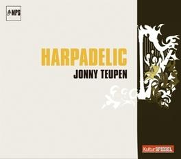 HARPADELIC JONNY TEUPEN, CD