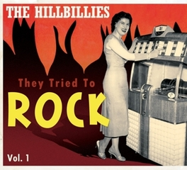 HILLBILLIES:THEY.. VOL.1 .. TO ROCK VOL.1 // 72PG. BOOKLET V/A, CD