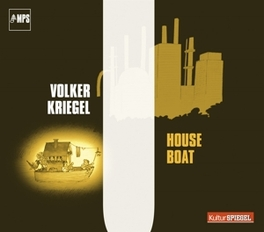 HOUSE BOAT Kriegel, Volker, CD