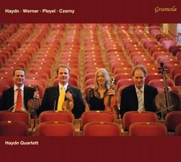 STRING QUARTET HAYDN/WERNER/PLEYEL/CZERNY HAYDN QUARTETT, CD
