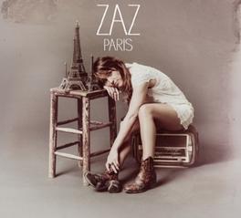 PARIS ZAZ, CD