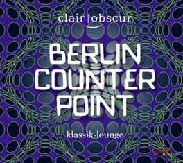 BERLIN COUNTER POINT CLAIR-OBSCUR SAXOPHONQUAR, CD
