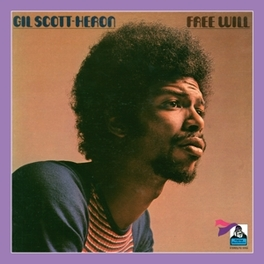 FREE WILL REISSUE OF 1972 ALBUM SCOTT-HERON, GIL, CD