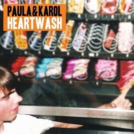 HEARTWASH PAULA & KAROL, CD