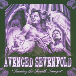 SOUNDING THE SEVENTH.. ..TRUMPET AVENGED SEVENFOLD, LP