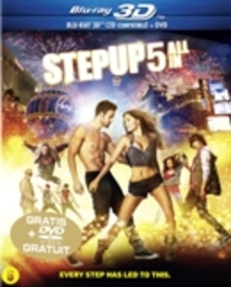 Step Up 5 (Blu-ray + dvd)
