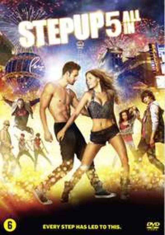 Step Up 5 (dvd)