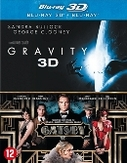 Gravity/Gatsby, (Blu-Ray)