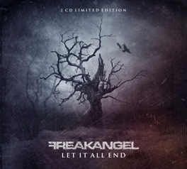 LET IT ALL END -LTD- FREAKANGEL, CD