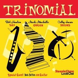 TRINOMIAL MARK MINCELLO, CD