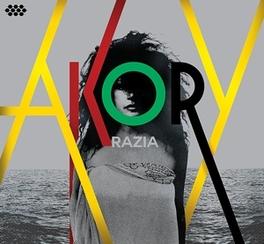 AKORY *2ND FOR NOMADIC MADAGASCAR BORN SSW RAZIA SAID* RAZIA, CD