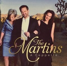A CAPPELLA MARTINS, CD