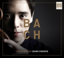 CELLO SUITES ISANG ENDERS J.S. BACH, CD