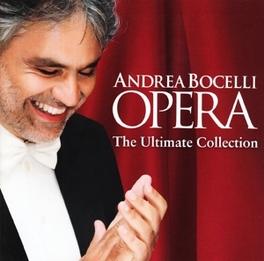 OPERA:THE ULTIMATE COLLEC VERDI/PUCCINI/LEONCAVALLO/DONIZETTI/GOUNOD/MASCAGNI ANDREA BOCELLI, CD