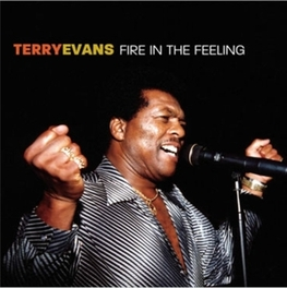 FIRE IN THE FEELING TERRY EVANS, CD