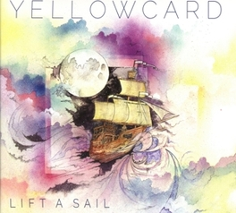 LIFT A SAIL YELLOWCARD, CD