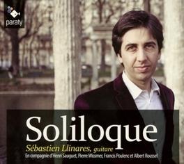 SOLILOQUE SEBASTIEN LLINARES, CD