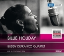 LIVE IN COLOGNE 1954 W/BILLIE HOLIDAY