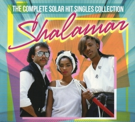 COMPLETE SOLAR HIT.. .. SINGLES COLLECTION SHALAMAR, CD