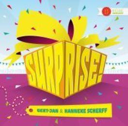 SURPRISE! SCHERFF, GERT-JAN & HANNE, CD