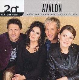 MILLENNIUM COLLECTION:.. .. 20TH CENTURY MASTERS // BEST OF AVALON, CD