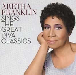SINGS THE GREAT DIVA CLAS .. CLASSICS ARETHA FRANKLIN, LP