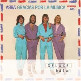 GRACIAS POR LA.. -DIGI- .. MUSICA // DELUXE EDITION + DVD ABBA, CD