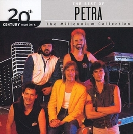 MILLENNIUM COLLECTION:.. .. 20TH CENTURY MASTERS // BEST OF PETRA, CD