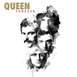 FOREVER INCL. QUEEN & MICHAEL JACKSON TRACK QUEEN, CD