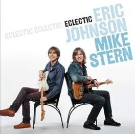 ECLECTIC & MIKE STERN ERIC JOHNSON, CD