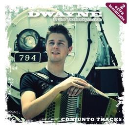 CONJUNTO TRACKS +2 REISSUE INCL. 2 BONUSTRACKS DWAYNE & THE TEXMEXPLOSIO, CD