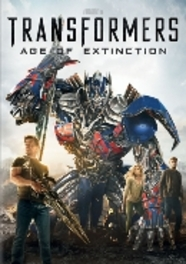 Transformers 4 Age of Extinction (dvd)